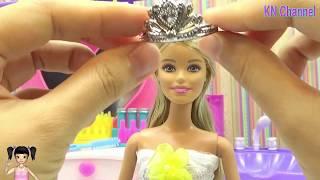 ChiChi ToysReview TV - Trò Chơi búp bê trang điểm thật xinh