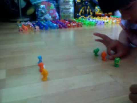 Gogos Crazy Bones Battle Game
