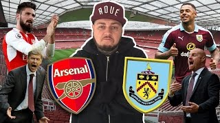 Arsenal v Burnley | This Should Be An Easy 3 Points | Match Preview
