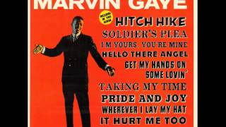 Watch Marvin Gaye Stubborn Kind Of Fellow video
