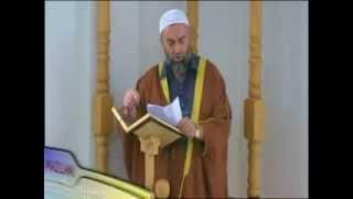 Hutbe kushtuar Xhamisë së Fshatit Dragobi Në Shqipëri  Hoxhë Mazllam Mazllami