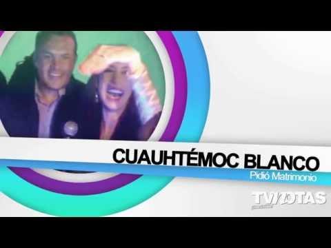 Cuauhtémoc Blanco Matrimonio,Paulina Rubio Fin Relación,Raquel Bigorra Feliz,Jack Nicholson Comentó.