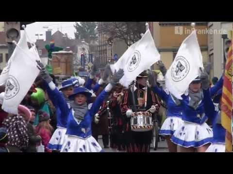 Bamberger Faschingszug 2013 - der ausführliche Rückblick