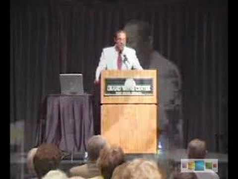Chris Haley and Curt Witcher at the FGS 2007 Conference