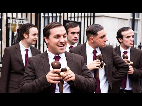 Mr Bean - London's Latest Tour Guide - Play London With Mr Bean