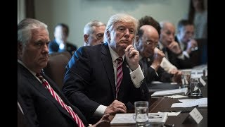 BREAKING: President Trump Holds an URGENT Cabinet Meeting on DACA, National Security and Tax Reform