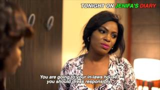 "Jenifa's diary season 8 Episode 7 ""BabySitter""  Showing on AIT"