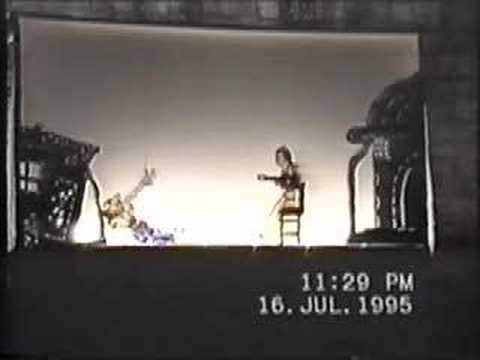 Corfu Guitar Festival, 1995, Shadow Theater, Part 2