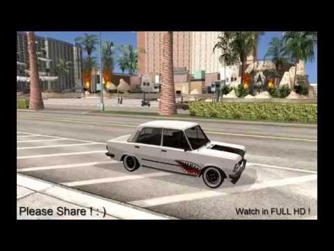 Fiat 125P Shark