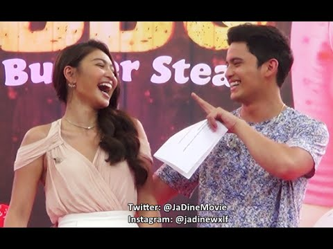 New Forever Love with JaDine: Trivia game with Fans