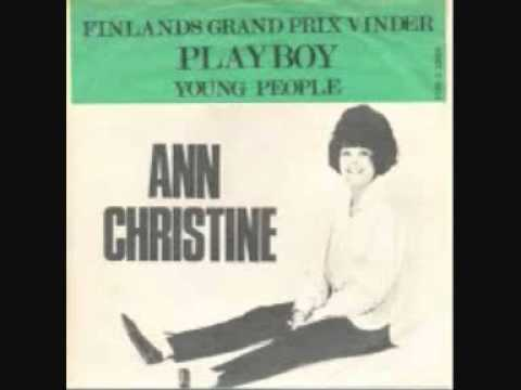 Ann-Christine - Playboy - Eurovision Finland 1966