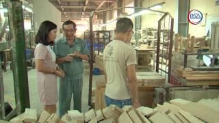 Khám phá sản phẩm Việt| Đồ chơi gỗ Việt Nam cho bé - Công ty gỗ Đức Thành