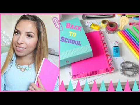 ♡ Back to School : Make-up, Coiffures, DIY, Conseils !