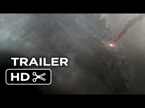 Godzilla TRAILER 1 (2014) - Bryan Cranston Monster Movie HD
