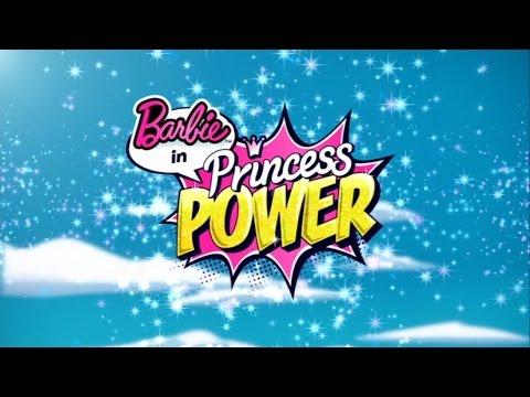 Barbie em Super Princesa - Trailer BR (DUBLADO) (HD)