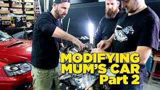 Modifying Mum's Car [Part 2]