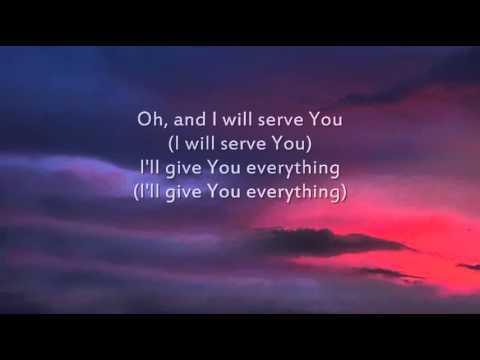 You are worthy of praise lyrics