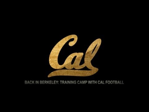 Cal Football: Back in Berkeley: Training Camp with Cal Football Episode 1