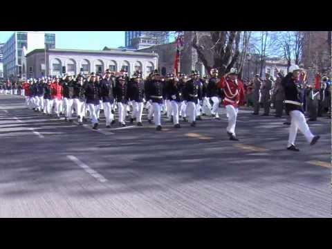 Desfile Regional día del Bombero Voluntario (parte 1)