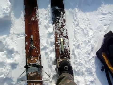 Из лыж своими руками фото