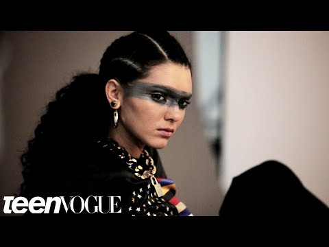 Kendall Jenner's September Cover Shoot – Teen Vogue's The Cover