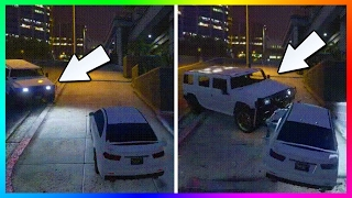 ARE GTA ONLINE NPC DRIVERS ARE SECRETLY OUT TO KILL US....THE RESULTS MIGHT SURPRISE YOU! (GTA 5)