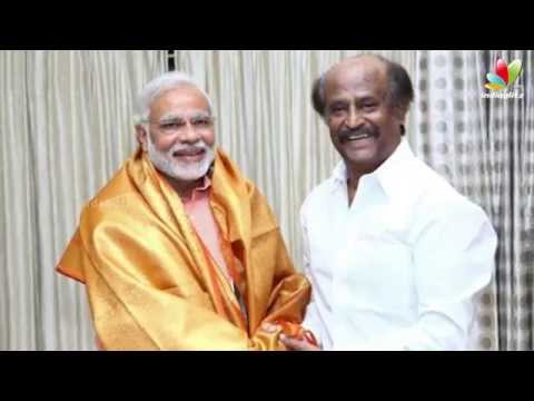 BJP plans secretly to launch Rajini as CM candidate in 2016 election | Political Speech | Lingaa