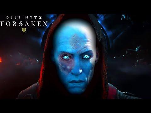 Destiny 2: Forsaken - E3 Story Reveal Trailer - Zavala's Fate thumbnail