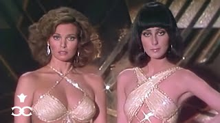 Cher & Raquel Welch - I'm a Woman (Live on The Cher Show)