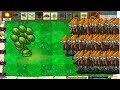 Plants Vs Zombies Hack 1 Winter Melon Vs 999 Zombie mp3