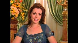 The Princess Diaries 2: Royal Engagement Anne Hathaway Interview