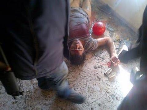 Momento en que fueron asesinado los hermanos Lopez, ejecucion o asesinato