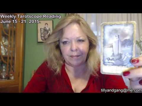Aries Weekly Tarot Scope Reading June 15 to 21 2015