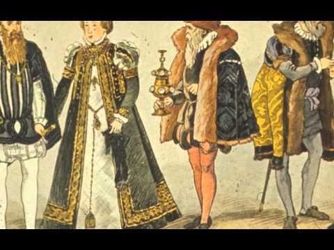 Mens Fashion History Timeline