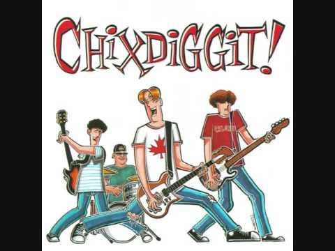 Chixdiggit - Paints Her Toenails