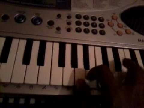 neeralli sanna aleyondu on keyboard