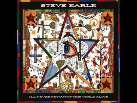 steve earle meet me in the alleyway chords