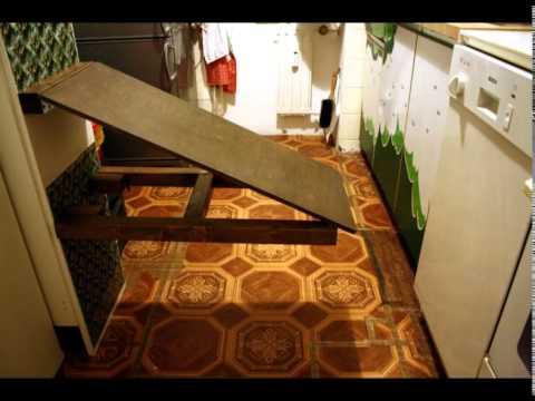 klapptisch videolike. Black Bedroom Furniture Sets. Home Design Ideas