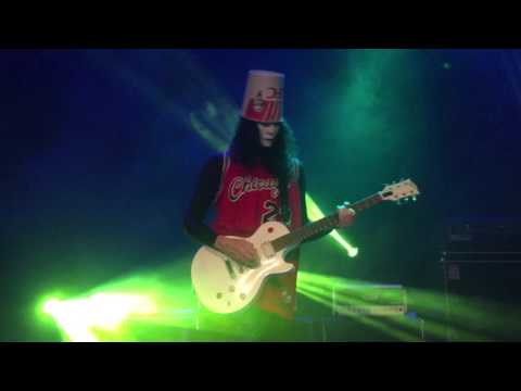 Buckethead - Fountains Of The Forgotten Live