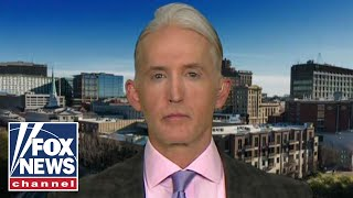 Trey Gowdy on Barr's spying claims, Greg Craig indicted