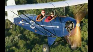 "2009 AAA/APM Invitational Fly-in at Antique Airfield ""Treetop Flyers"""