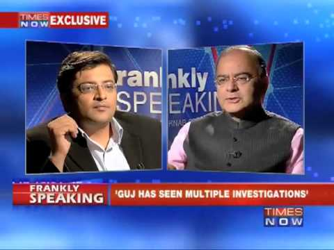 Frankly Speaking with Arun Jaitley (The Full Episode)