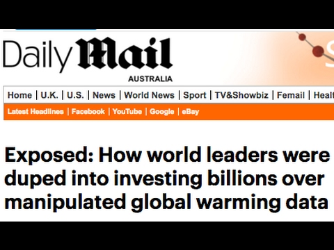 NOAA vs Mail on Sunday -- FACT CHECK