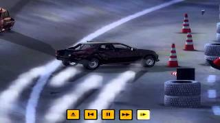 Играем в  Flat Out 2 (Adrenaline Rush)