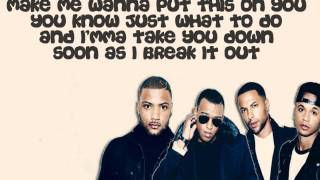 Watch Jls All The Way video