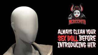 Always Clean Your *** Doll Before Introducing Her by PF MCGrail   Creepypasta