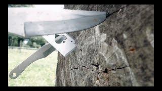 LANCER DE COUTEAUX #3 - Short action film