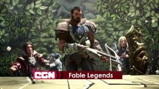 CGN новости -  Fables Legends - 22.01.2015 16:00