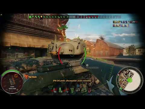 T110E4 Parte 3 World of Tanks Console Xbox One