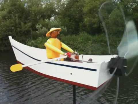Whirligig Rowboat - YouTube